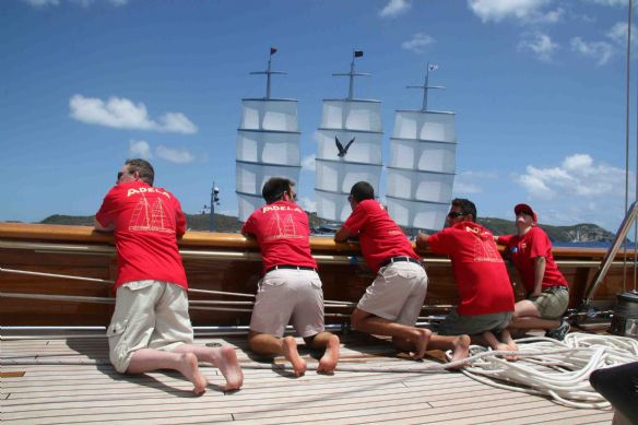 Contributing Captains | Superyacht Services Guide