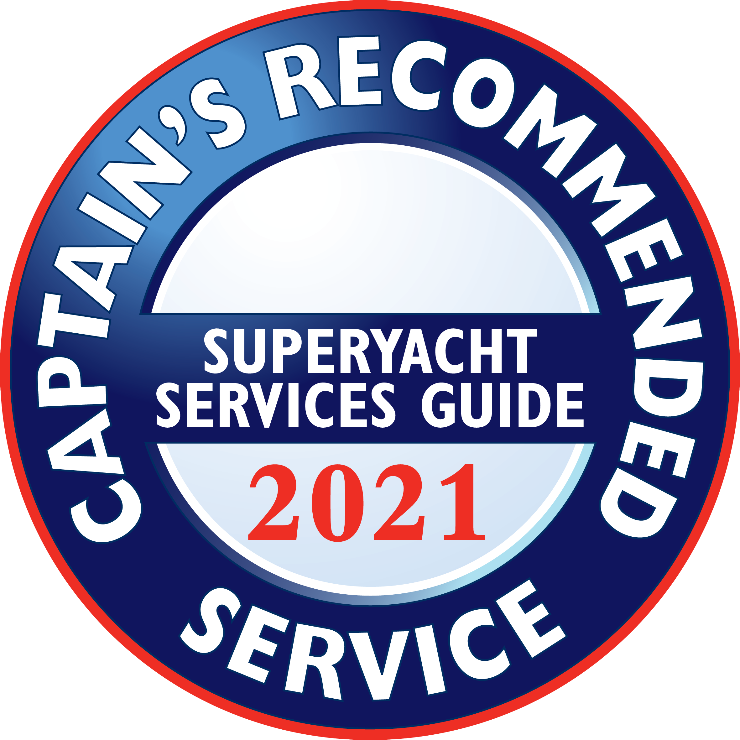 Captain's recommended services