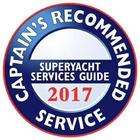 Captains recommended 2017 badge